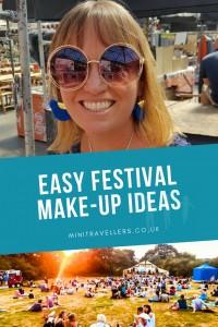 Easy Festival Make Up Idea