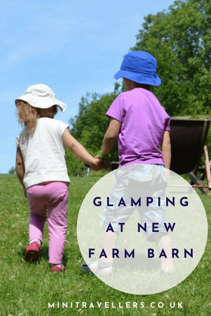 Glamping At New Farm Barn