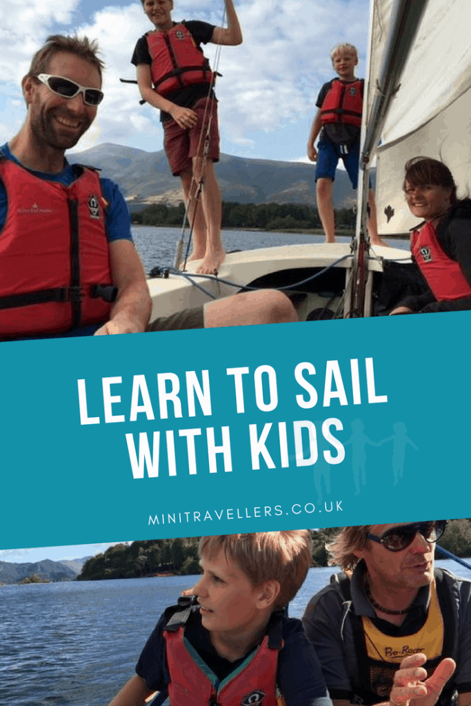 Are you thinking of learning to sail as a family? Katy decided to learn to sail with kids in the Lake District and shares her experience here on Mini Travellers