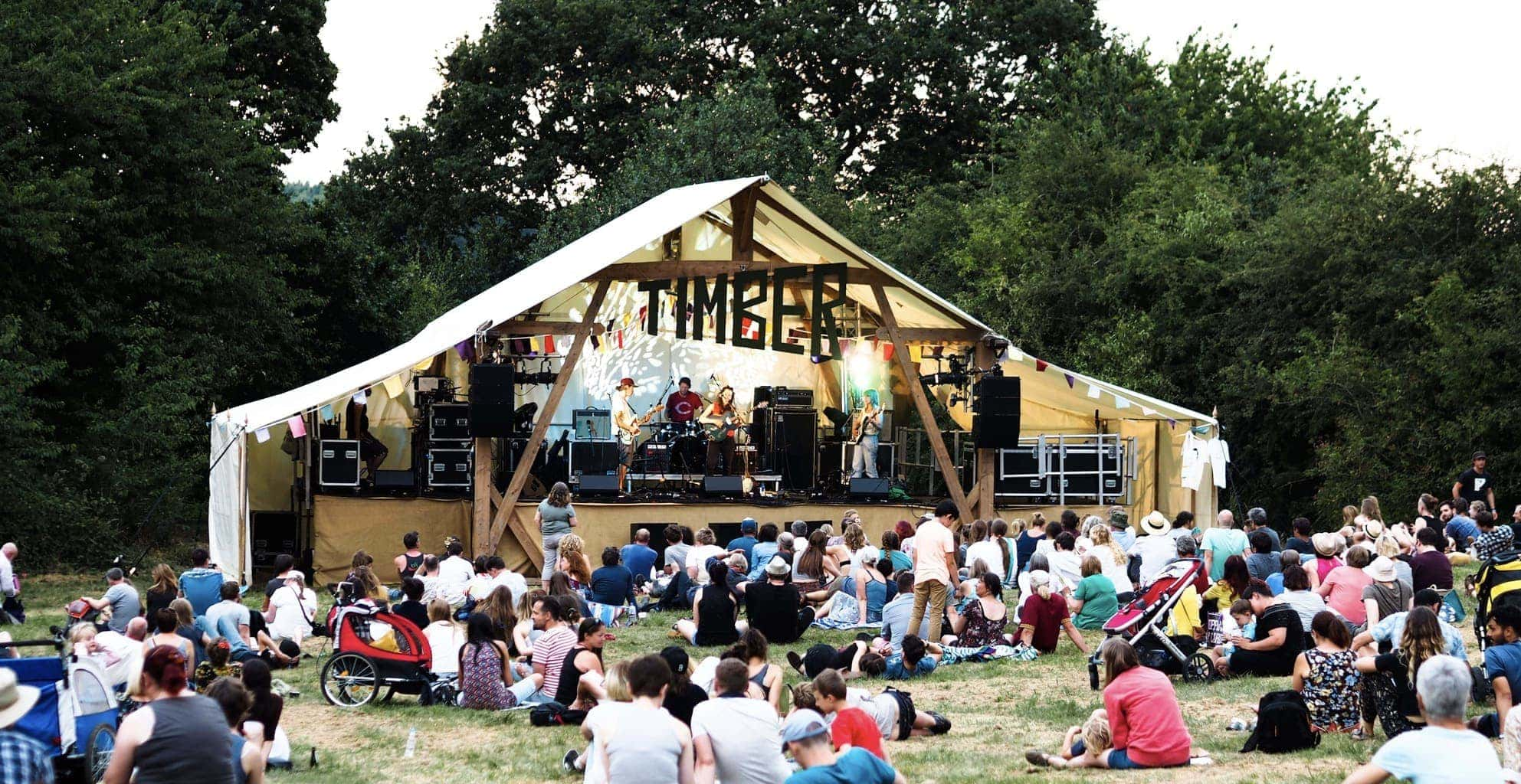 Timber Festival 2018 | Family Friendly Festival Review