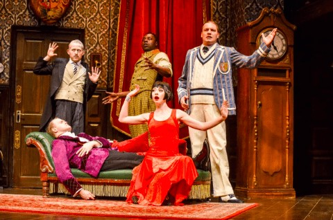 Review| The Play That Goes Wrong at Liverpool Empire