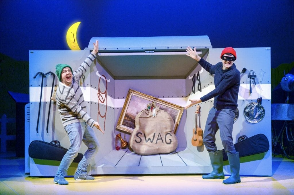 WIN 4 Tickets to see What The Ladybird Heard Live on stage at The Lowry