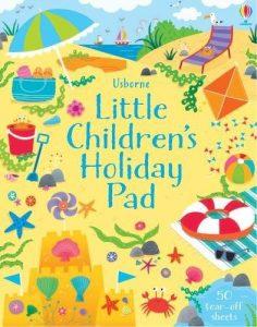 Usborne Little Children's Holiday Pad
