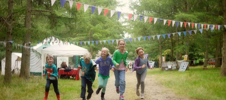 Win a Family Ticket for Into the Trees 2018 | Family Friendly Festival
