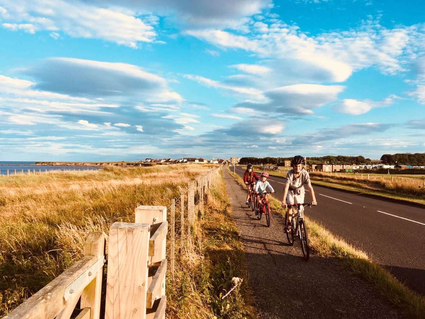 Recommended National Trust Properties in Northumberland with Kids