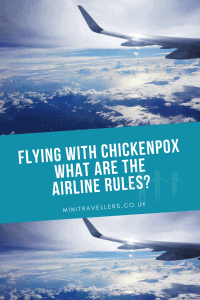 Flying with Chickenpox