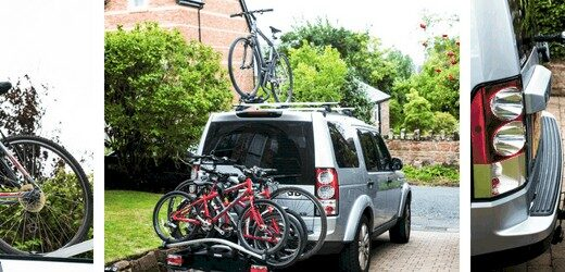 How to Carry 5 Bikes on a Car!