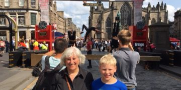 Edinburgh Festival Fringe for all ages