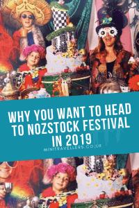 Nozstalgia at Nozstock Festival`