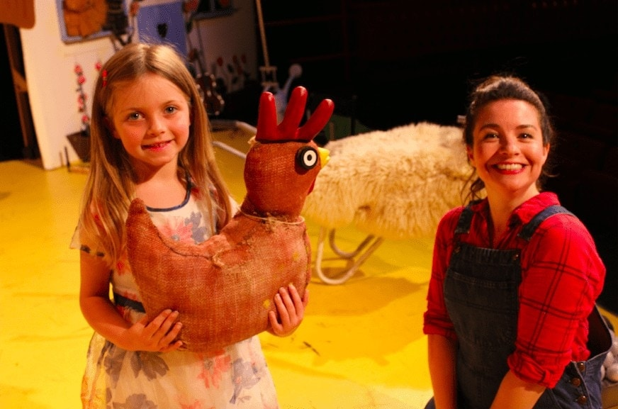 What The Ladybird Heard Review, The Lowry, Manchester