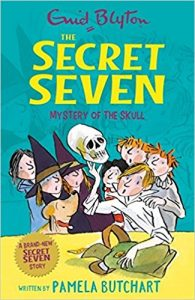 The Secret Seven Mystery of the Skull by Pamela Butchart (Hodder Children's Books)