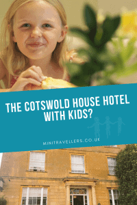 The Cotswold House Hotel