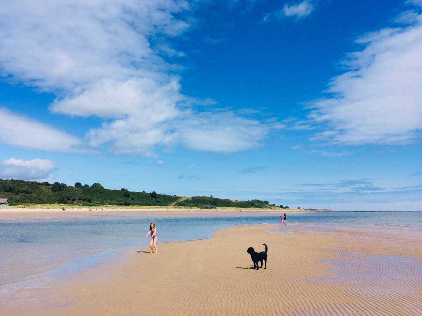Northumberland Camping and Caravanning Club Site Review