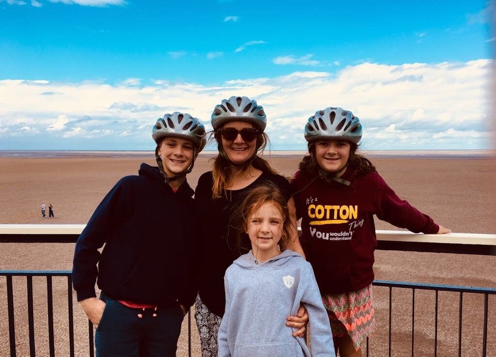Family Holiday in Southport