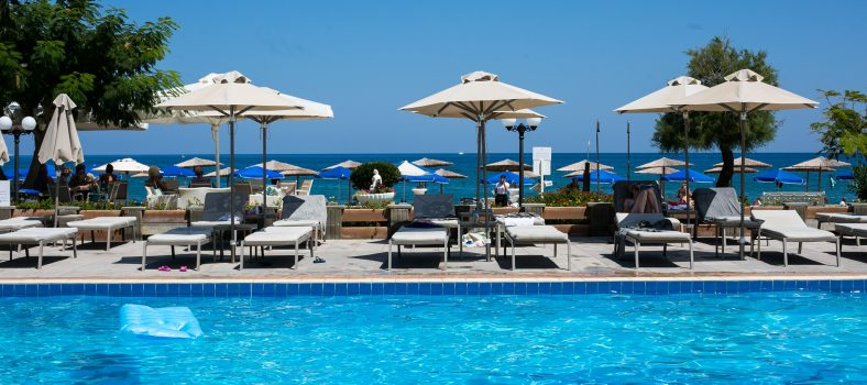 GK Beach Hotel in Crete with Simpson Travel