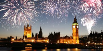 Ultimate London Bonfire Night Round Up 2018