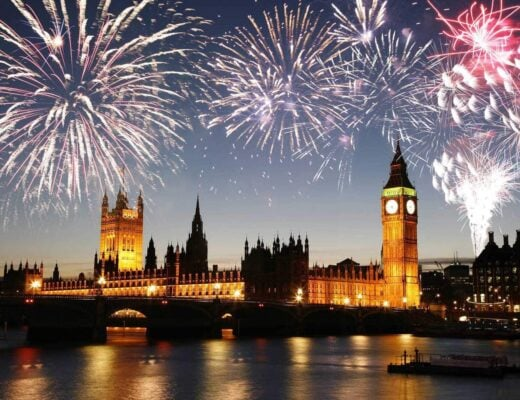 Ultimate London Bonfire Night Round Up 2018