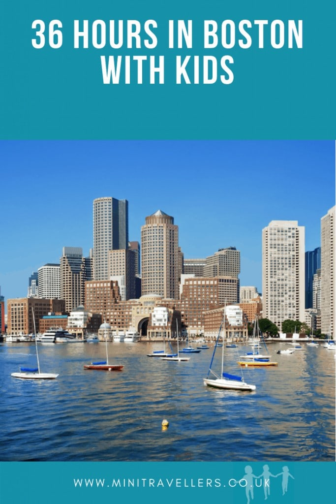 36 Hours in Boston with Kids