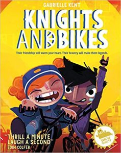 Knights and Bikes by Gabrielle Kent and Rex Crowle (Knights Of)