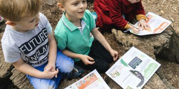 Forestry Commission England celebrate Roald Dahl with the Most Marvellous Forest Adventure Kit
