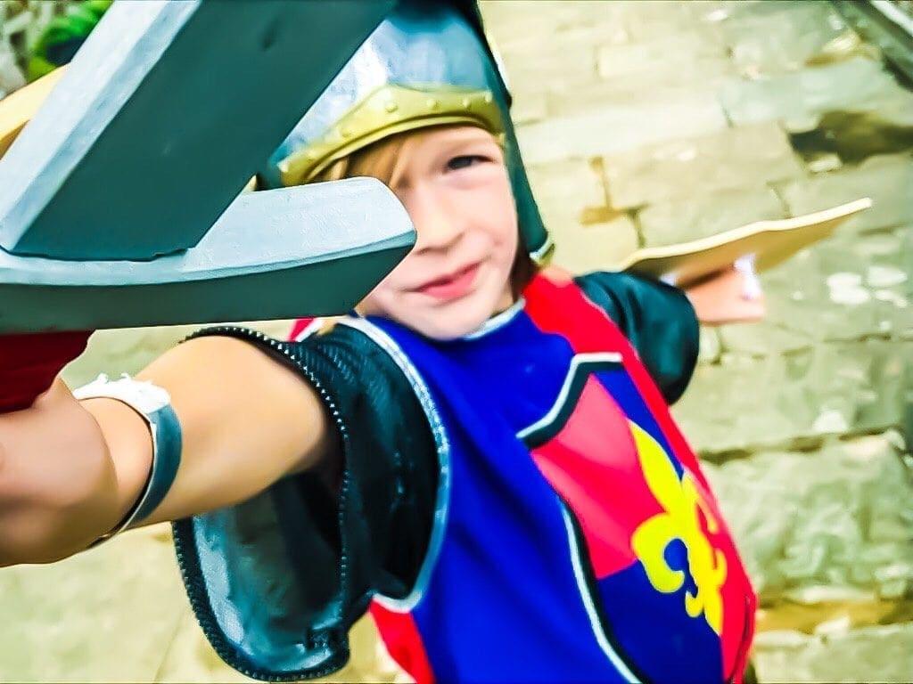 Review | England's Medieval Festival at Herstmonceux Castle 2018