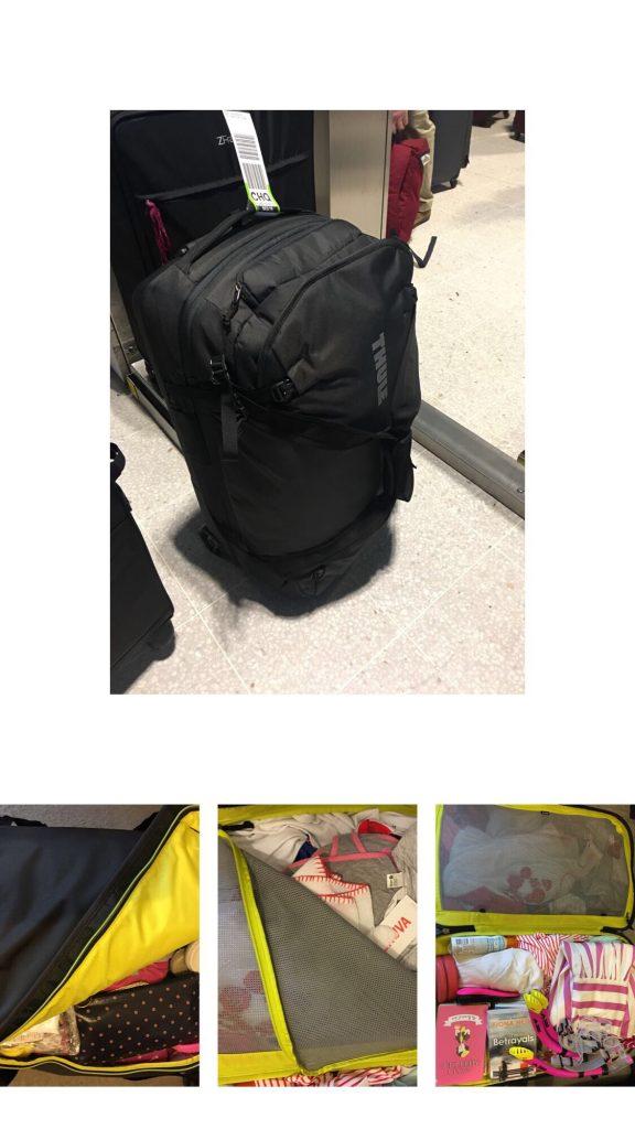 Thule Subterra Travel Bag review