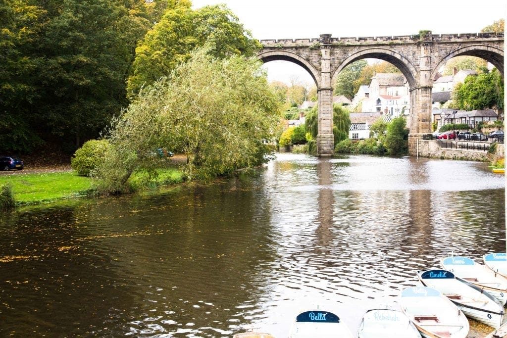 Weekend in Knaresborough with Vauxhall Life
