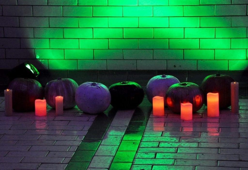 Halloween Screenings at the Historic Victoria Baths