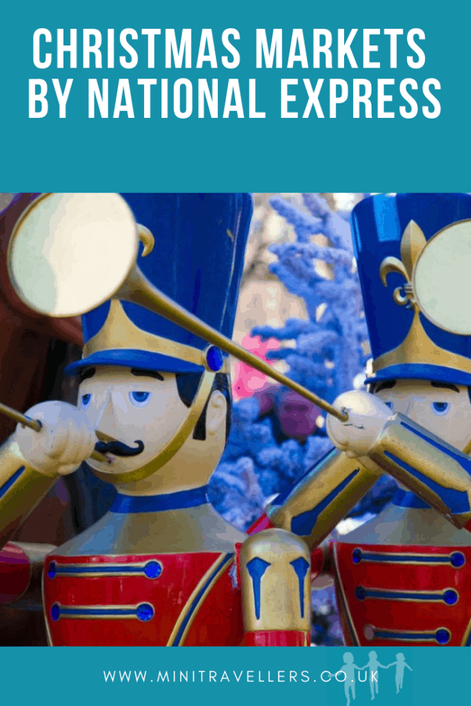 CHRISTMAS MARKETS BY NATIONAL EXPRESS