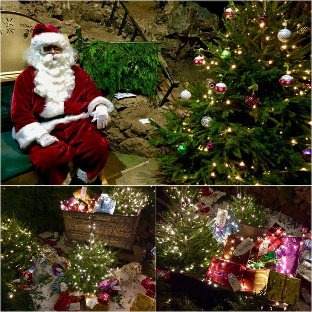 5 Places to see Father Christmas in Gloucestershire this Christmas