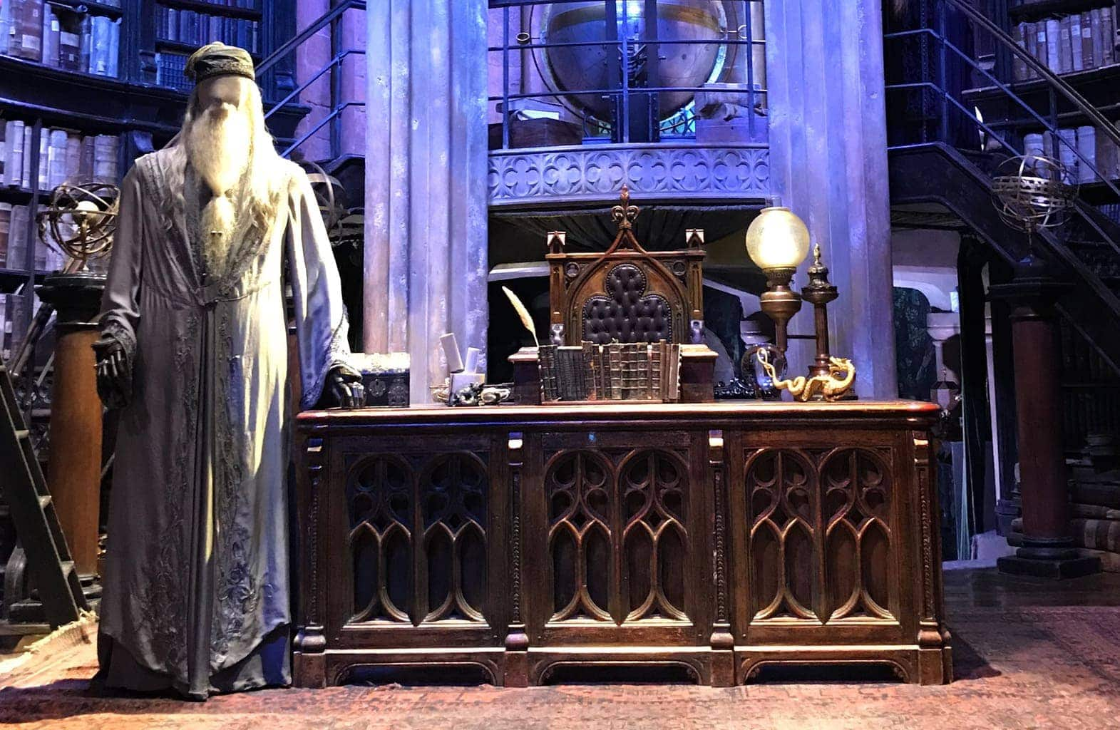 Hogwarts in the Snow | Warner Brothers Studio Tour