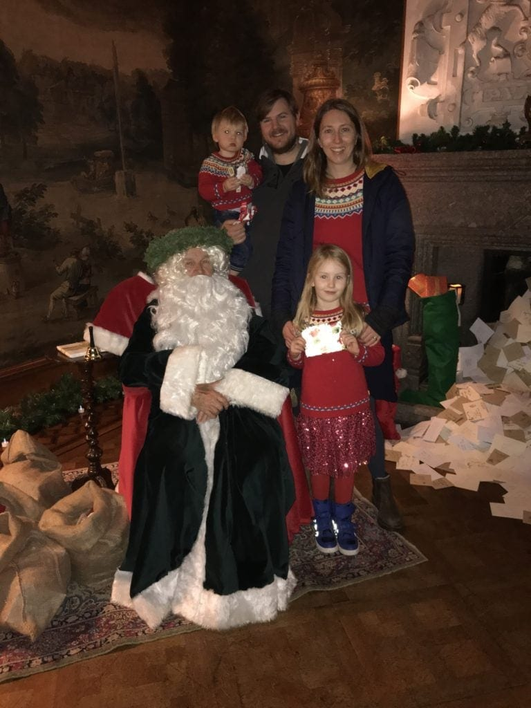 5 places to visit Father Christmas in Cornwall