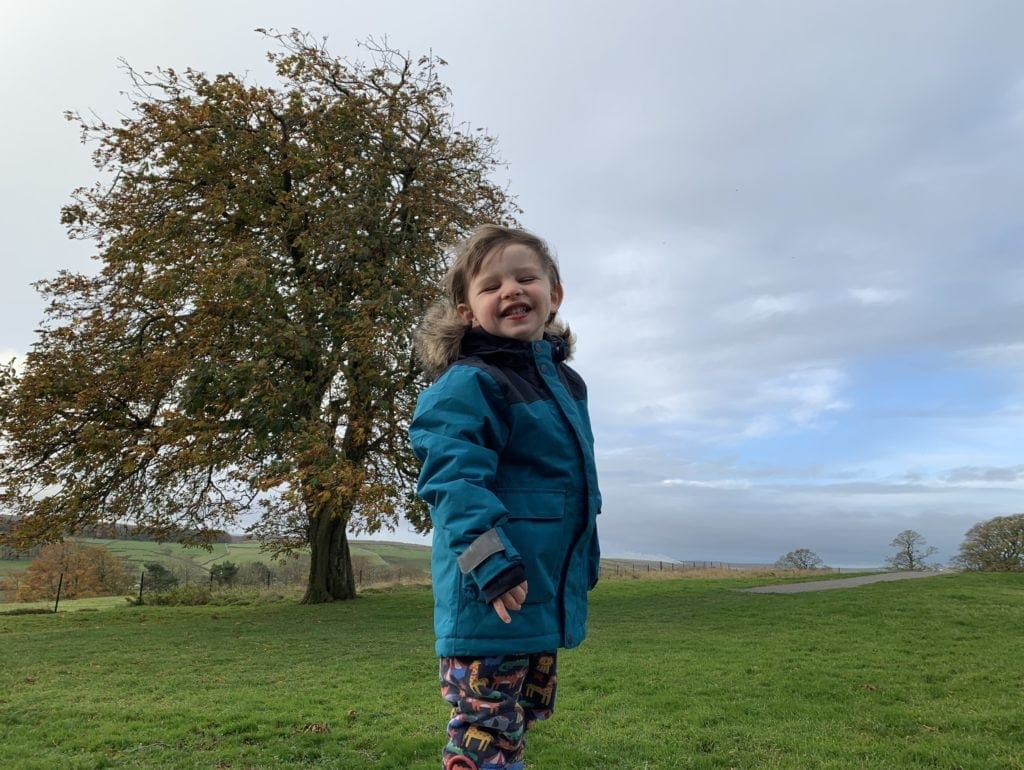 Didrikson Kids Parka – The only coat your kids need this winter