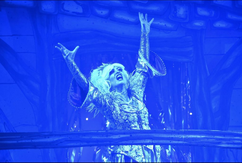 The Rock 'n' Roll Panto | The Snow Queen at Liverpool's Everyman Theatre