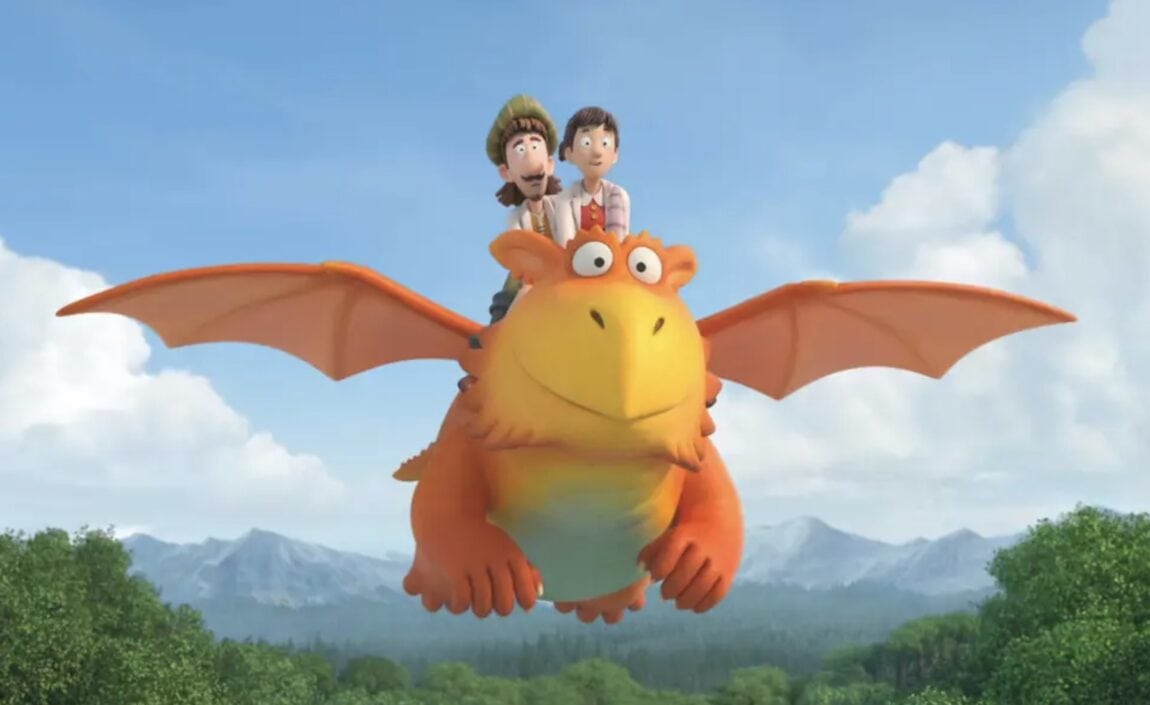 Zog and the Flying Doctors is on BBC1 at Christmas