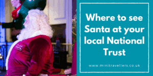 Where to see Santa at your local National Trust