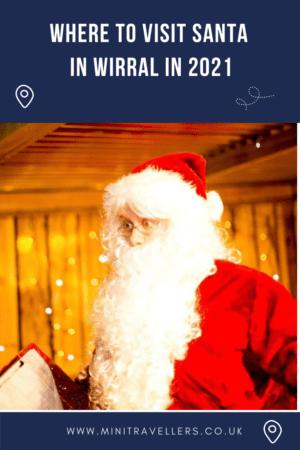 Where to Visit Santa in Wirral in 2021