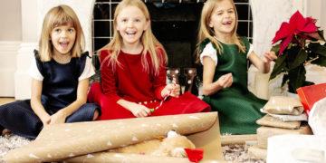 Christmas with David Charles London Dresses