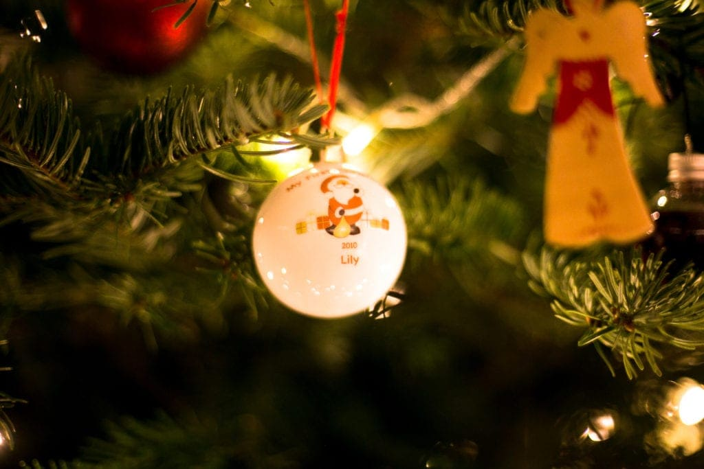 Oh Christmas Tree, Oh Christmas Tree....