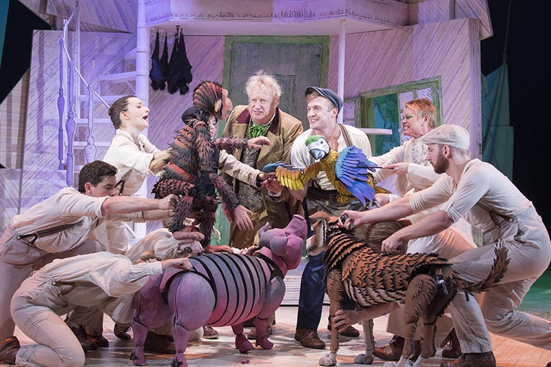 Do More with Doctor Dolittle at the Lowry Manchester