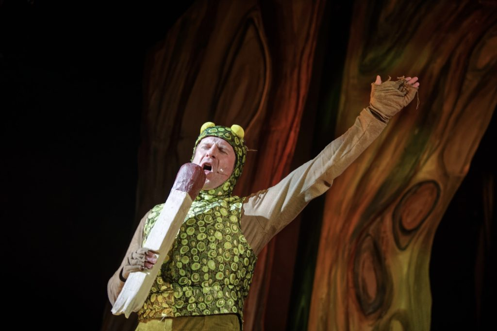 The Wind in the Willows, Polka Theatre, Wimbledon