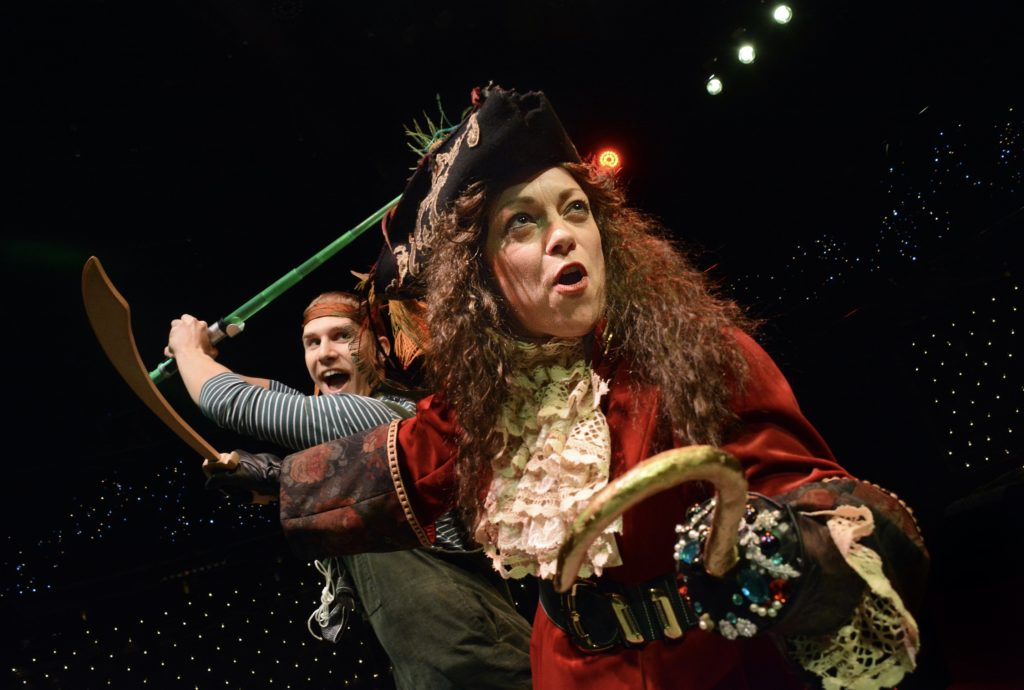 Peter Pan at Dukes Theatre, Lancaster