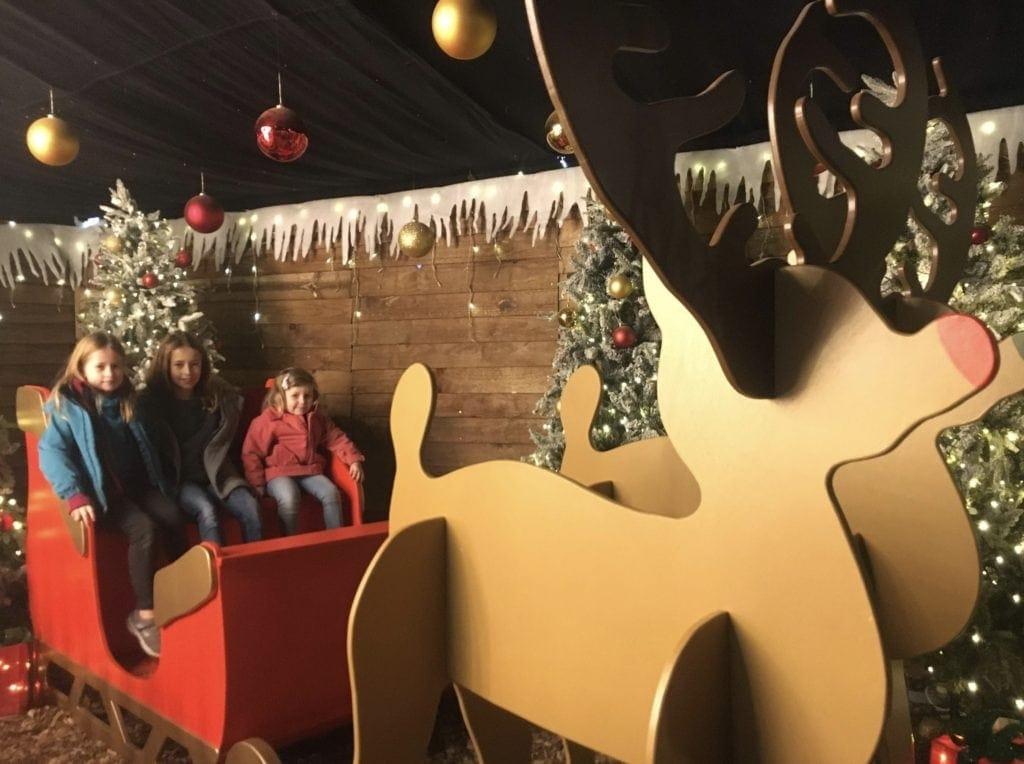 Santa's Spectacular at Willow's Activity Farm