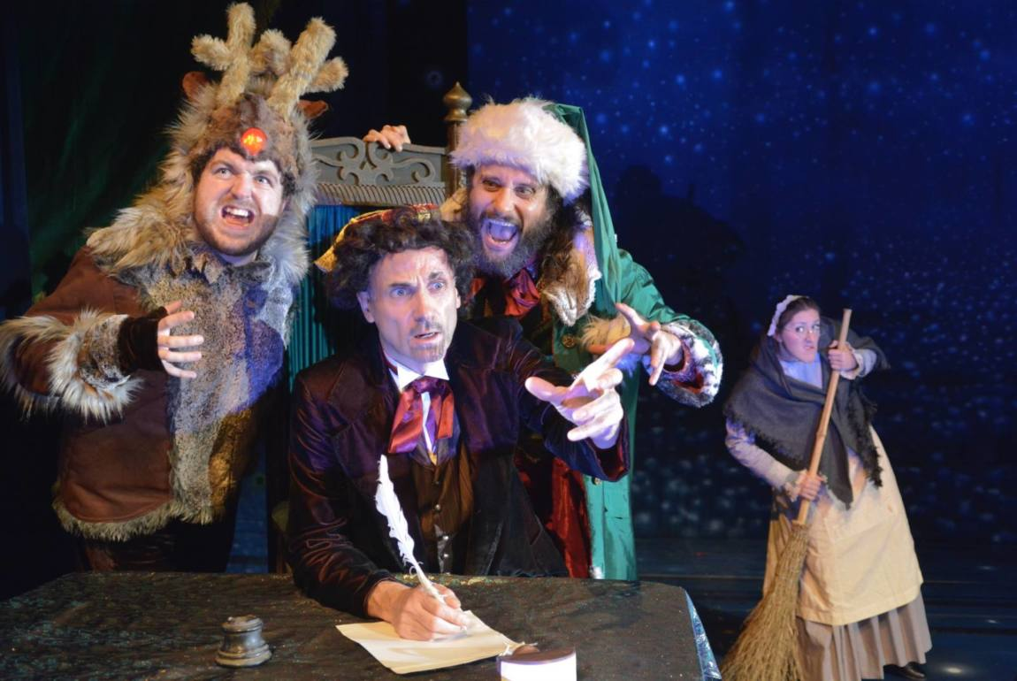 Horrible Histories Live on Stage, Horrible Christmas, Alexandra Palace