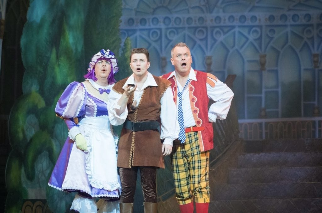 Review | Jack and the Beanstalk | Pantomime at Liverpool Empire