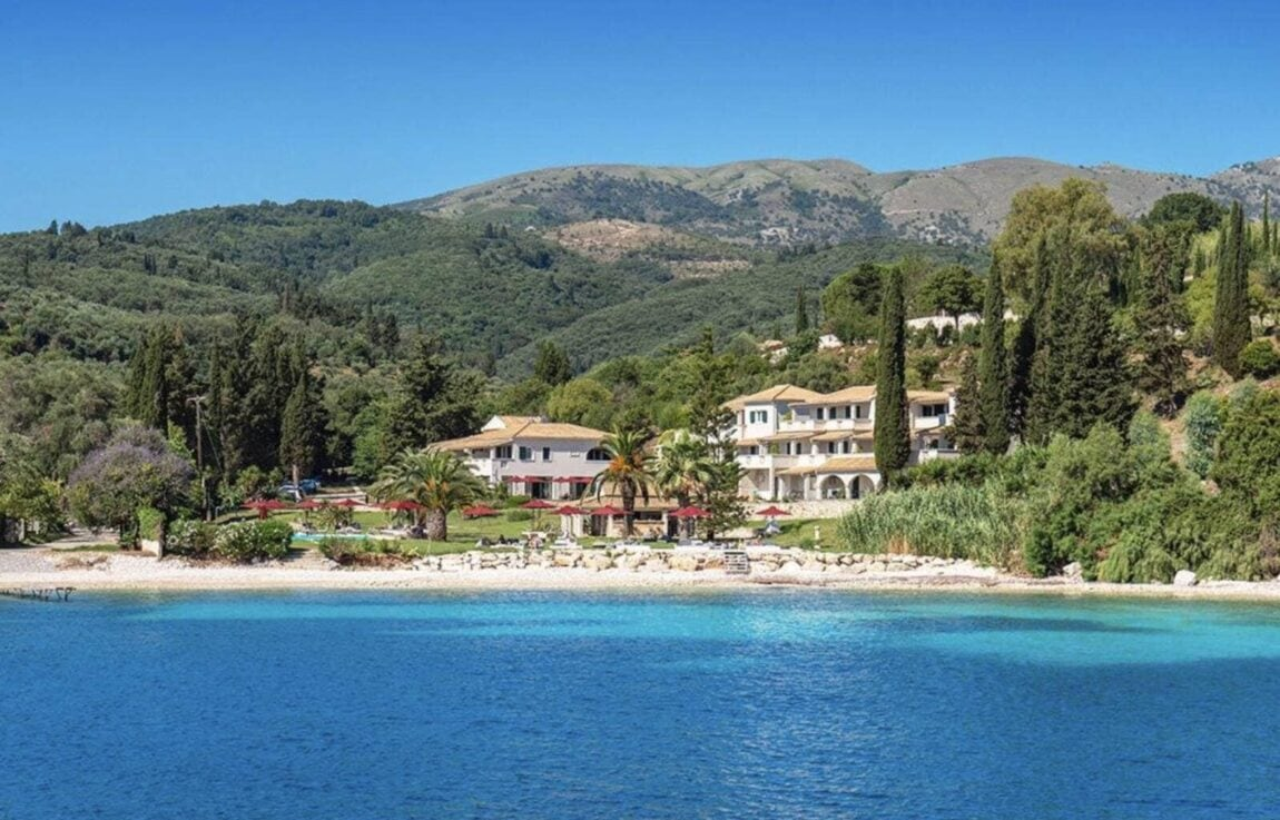 Bella Mare Hotel Corfu, Greece