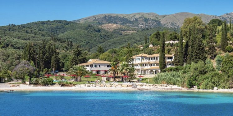 Bella Mare Hotel Corfu, Greece