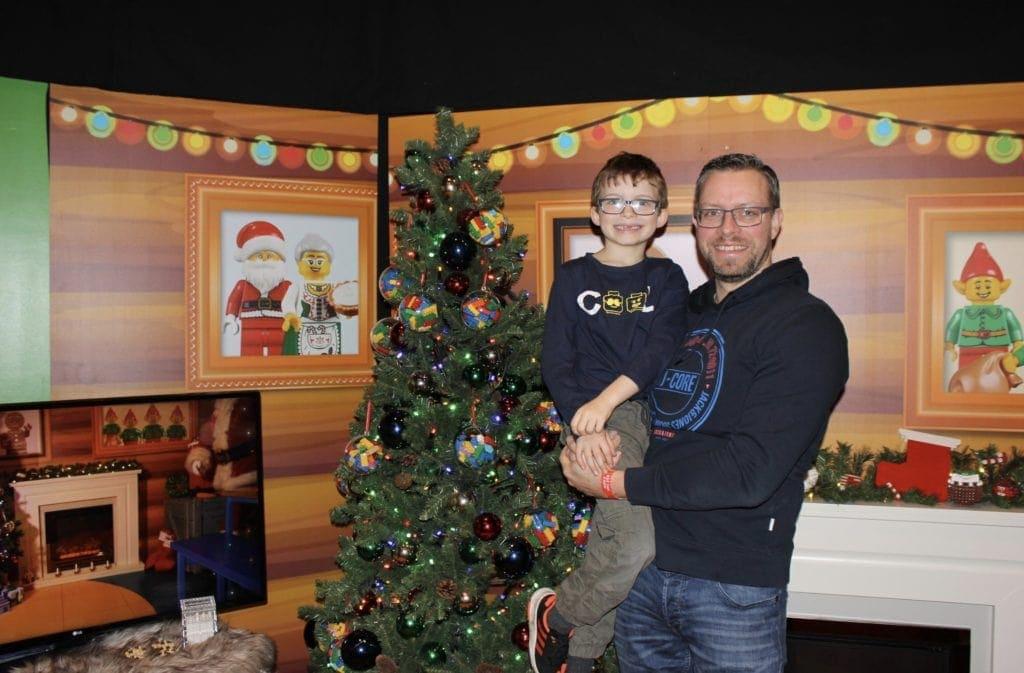 LEGOLAND Christmas, Manchester Discovery Centre