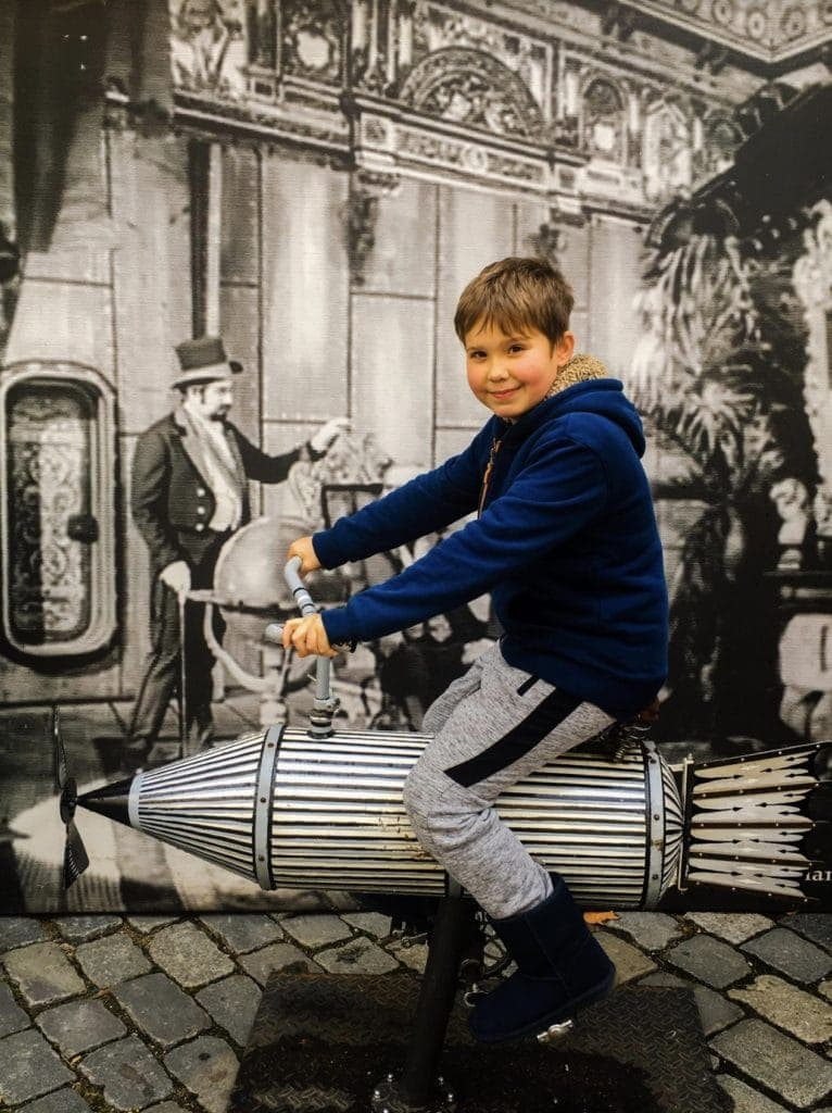 Family Holiday in Prague at Christmas