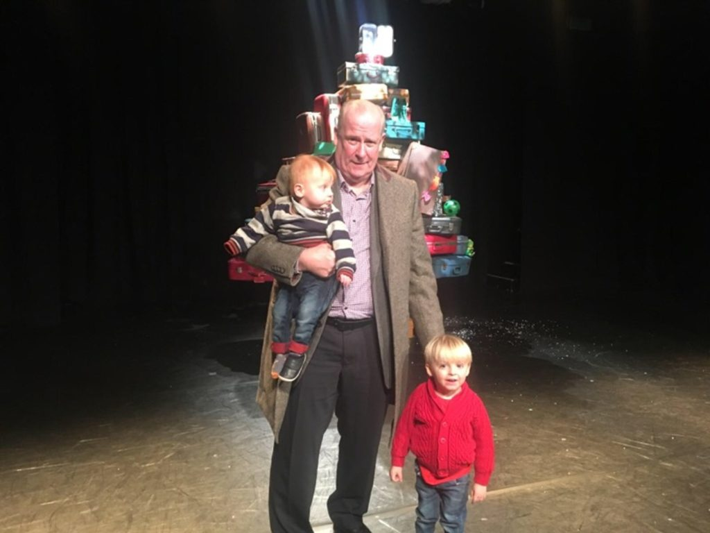 Review  The Little Gift   M6 Theatre Company